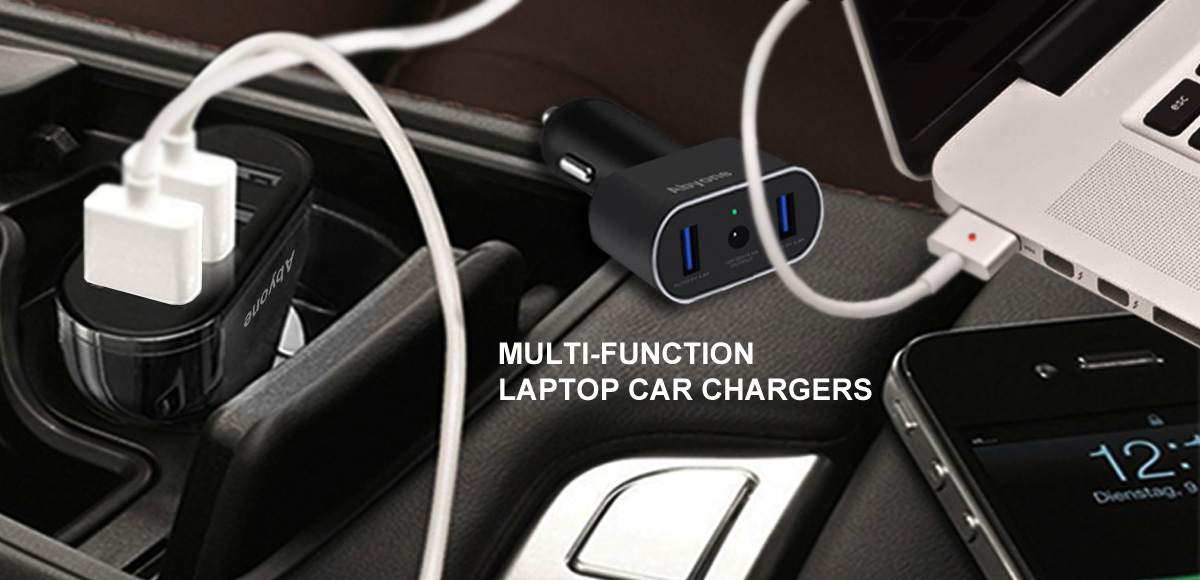 2-MULTI-FUNCTION CAR CHARGERS